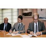 Foto de Incasòl firma un protocolo de colaboración con el COEIC