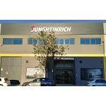 Foto de Apiburgos asesora a Jungheinrich en sus nuevas instalaciones en Sevilla