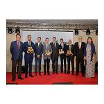 Foto de Zara, Media Markt y Ford España reciben el premio SIL en 'La noche de la logística'