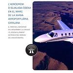Foto de Se presenta el estudio sobre la viabilidad del aeródromo Igualada-Òdena