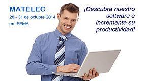 Foto de Trace Software International en Matelec 2014