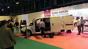 Foto de Nissan presenta sus soluciones de movilidad sostenible en el Salón Internacional Matelec