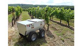 Foto de Un consorcio de investigación europeo trabaja en el desarrollo de un robot que ayudará a mejorar la producción vitivinícola