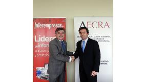 Foto de Aecra e Interempresas Media firman un convenio de colaboraci�n