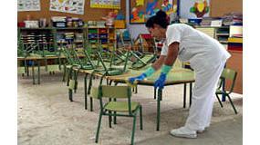 Picture of Eulen abre una nueva etapa en el servicio de limpieza de los colegios de Zamora