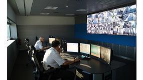 Picture of El sistema Endura de Pelco protege los Edificios Corporativos de BBVA