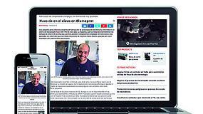 Foto de Interempresas.net renueva totalmente su portal web
