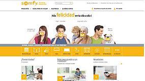 Foto de Somfy ya cuenta con una nueva web corporativa