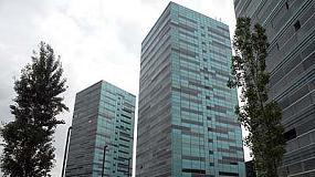 Foto de La contrataci�n de oficinas en Barcelona crece m�s de un 40%
