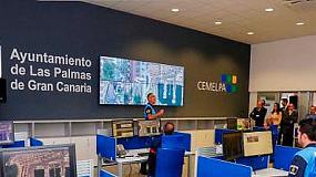 Picture of Entra en operaci�n el nuevo Centro de Emergencias de Las Palmas de Gran Canaria desarrollado por Indra