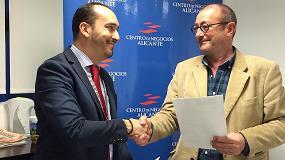 Foto de La APA y el Centro de Negocios Alicante firman un convenio para dinamizar su actividad
