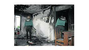 Picture of Necen alquila euipos para la eliminaci�n de olores en pisos incendiados