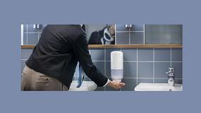 Picture of Tork lanza el primer dispensador de jab�n certificado �easy to use�