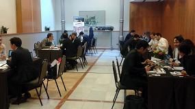 Foto de Empresarios japoneses y coreanos visitan c�rnicas catalanas