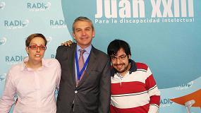 Foto de Palletways Iberia colabora con la Fundaci�n Juan XXIII