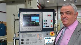 Foto de Entrevista a Julio de la Peña, director gerente de NC Service
