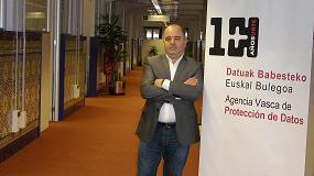 Picture of Entrevista a I�aki Pariente, director de la Agencia Vasca de Protecci�n de Datos