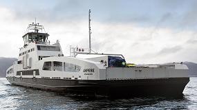 Picture of El primer ferry el�ctrico del mundo ya est� operativo en Noruega