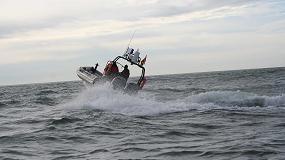 Picture of Mycsa avanza en la distribuci�n de sus embarcaciones semirrigidas Searib�s