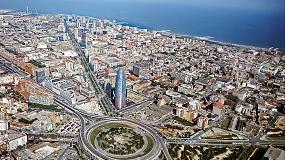 Foto de Los nuevos distritos de negocios de Barcelona muestran niveles altos de ocupaci�n