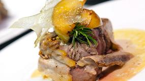 Fotografia de La Alta Cocina se abre a la innovaci�n de los cortes de cordero con Sello de Calidad