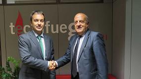Foto de Tecnifuego-Aespi e Interempresas Media firman un convenio de colaboraci�n