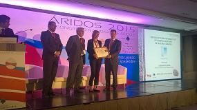 Picture of Un sistema antica�das de FYM-Italcementi Group, premiado en el Congreso de �ridos