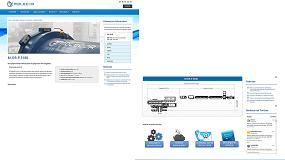 Foto de Molecor ofrece una navegación más eficaz e intuitiva en su nueva página web