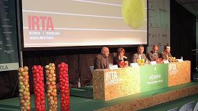 Foto de Más de 1.800 asistentes en la 20ª Jornada Frutícola de Mollerussa