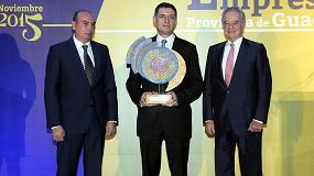 Foto de Logiters recibe el premio a la Empresa del a�o