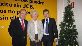 Foto de JCB España comienza 2016 con el nombramiento de Ibergrúas como nuevo distribuidor para Galicia