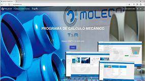 Foto de Molecor lanza la nueva aplicación 'Programa de cálculo mecánico TOM'