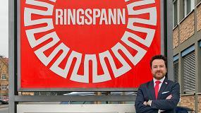 Foto de Entrevista a Borja Rodrigo, gerente de Ringspann