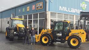 Foto de JCB España incorpora Millares Torrón, un nuevo concesionario agrícola para Lugo y A Coruña