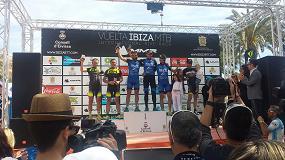 Foto de Gran resultado del equipo King Barcelona / Interempresas.net en la Vuelta a Ibiza en BTT