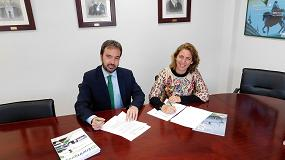 Foto de FER e Interempresas Media firman un convenio de colaboraci�n