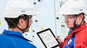 Picture of Remote Condition Monitoring para variadores ABB ayuda en la planificaci�n del mantenimiento y mejora la gesti�n de riesgos