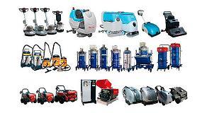 Picture of La venta de maquinaria profesional de limpieza interior aument� de un 8 a un 10% en 2015