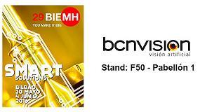 Foto de Bcnvision presenta sus sistemas de visi�n artificial en en la feria BIEMH 2016