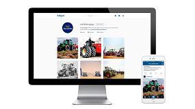 Foto de Trelleborg fortalece su alcance en las redes sociales con su presencia en Instagram, enfocada en la Agricultura