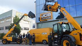 Foto de Talleres Pablo García, nuevo concesionario de JCB en Toledo