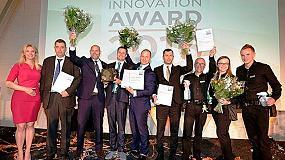 Picture of ISSA/Interclean Amsterdam 2016 proclama ganador a la Innovaci�n a Sealed Air Diversey