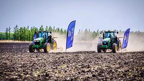 Foto de Trelleborg muestra su compromiso con la industria agrícola en China