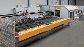 Foto de Centro de corte y mecanizado ALU-BAZ Composite de Schirmer