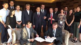 Foto de Spanish Meat Association cierra cuatro acuerdos de colaboraci�n con los principales organismos de China