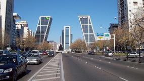 Foto de La contrataci�n de oficinas en Madrid se recupera durante el 2� trimestre del a�o