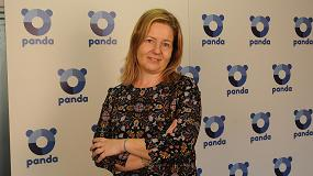Picture of Mercedes G�mez Varela, nueva directora de Marketing de Panda Security Espa�a