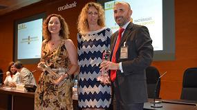 Foto de SMARTair de Tesa Assa Abloy, ganadora del galardón a la Innovación en los premios Facility M&S