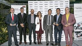 Picture of Domingo Panea gana el Premio Security Forum I+D+i con su �Caja Fuerte de Doble Cilindro�
