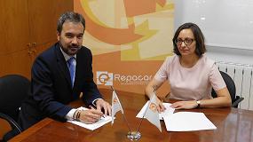 Foto de Repacar e Interempresas Media firman un convenio de colaboraci�n